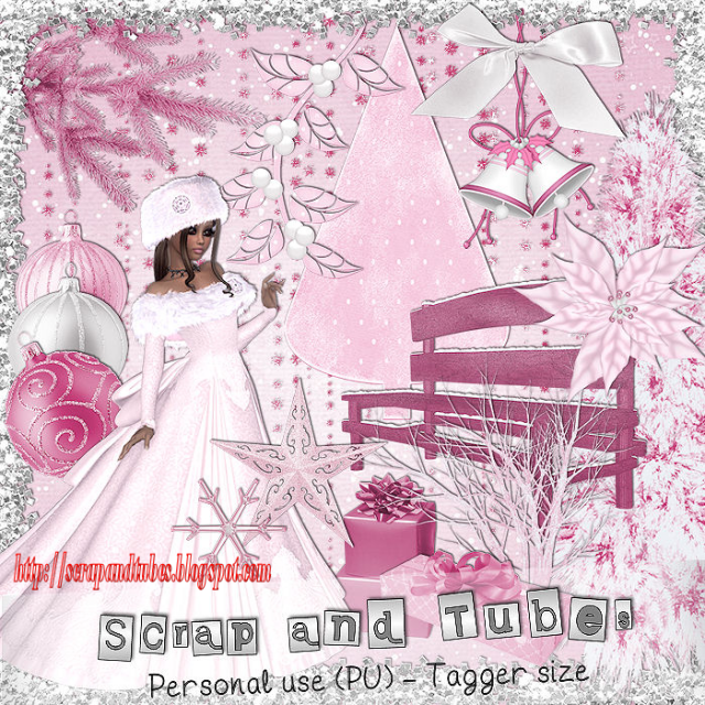 .Christmas in Pink_…